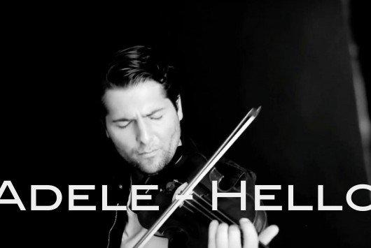 Adele Hello Geigencover