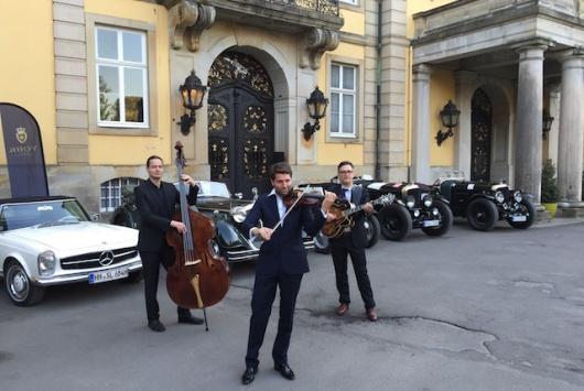 Hochzeit Jazz Trio