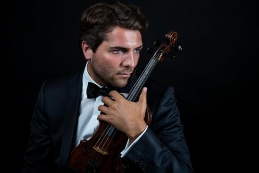 Geigenspieler Hochzeit