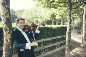 Geigenspieler für Trauungen und Hochzeiten